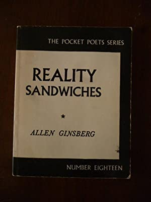 Reality Sandwiches, 1953-60 (Pocket Poet series No. 18)