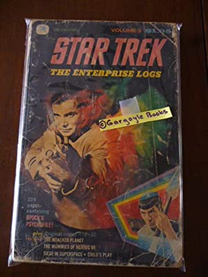 Star Trek The Enterprise Logs, Vol. 3