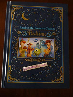 Disney Read-to-Me Treasury Classics: Bedtime (Leather treasury - BTMS custom pub