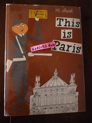 This Is Paris: Sasek, M.