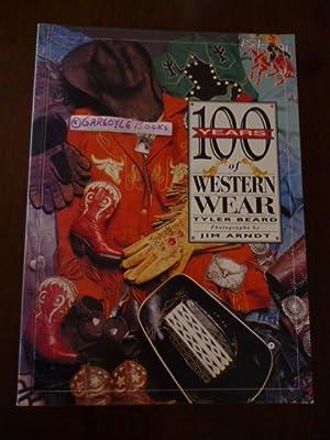 100 Years of Western Wear: Beard, Tyler