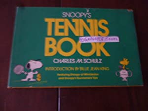 Snoopy's Tennis Book