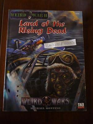 Weird War II: Land of the Rising: Monteso, Michael