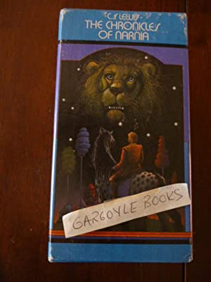 The Chronicles of Narnia (7-volume boxed set): Lewis, C. S.