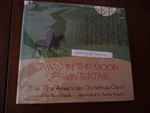 'Twas in the Moon of Wintertime: The First American Christmas Carol