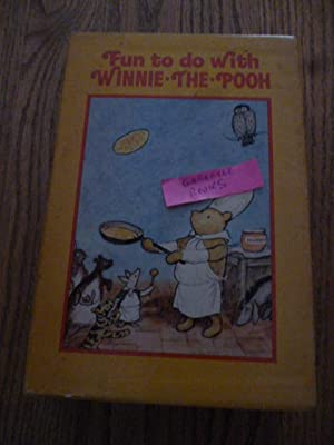 Fun to Do With Winnie-The-Pooh (The Pooh: Milne, A. A.;