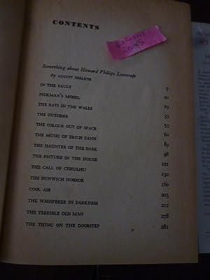 Best Supernatural Stories of H.P. Lovecraft: Derleth, August (Ed); Lovecraft, H. P.