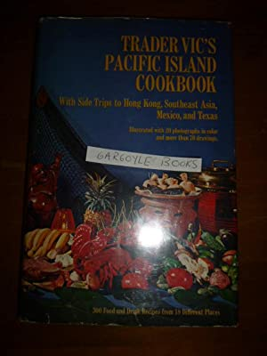 Trader Vic's Pacific Island Cookbook with Side: Trader Vic