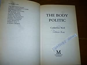 The Body Politic: Aird, Catherine