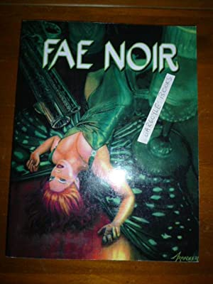 Fae Noir Core Rulebook: Bow, Justin