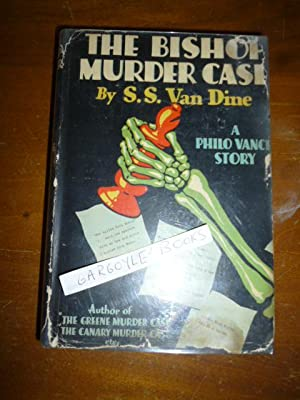 The Bishop Murder Case: A Philo Vance Story