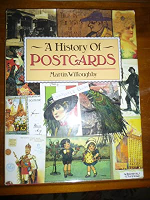 A History of Postcards: A Pictorial Record: Willoughby, Martin