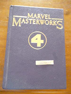 Marvel Masterworks Presents The Fantastic Four, Volume 21
