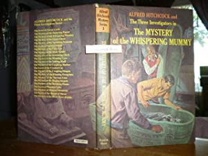 Alfred Hitchcock and the Three Investigators: The Mystery of the Whispering Mummy: Arthur, Robert
