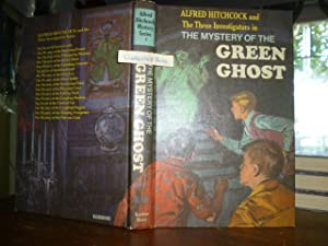 Alfred Hitchcock and the Three Investigators: The Mystery of the Green Ghost