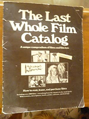 The Last Whole Film Catalogue