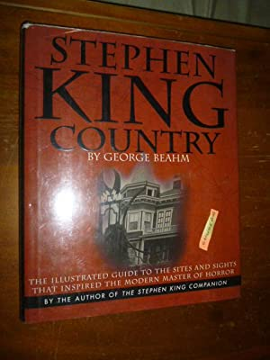 Stephen King Country: The Illustrated Guide to the Sites and Sights That Inspired the Modern Mast...