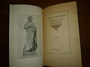 Statue of Sequoyah: Proceedings in Statuary Hall of the United States Capitol upon the Unveiling ...