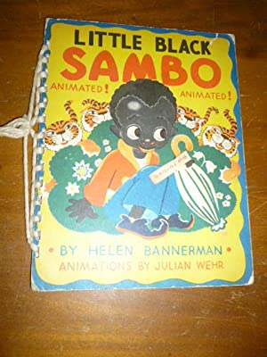 Little Black Sambo Animated!: Bannerman, Helen