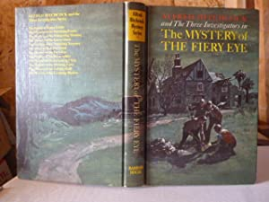 Alfred Hitchcock and the Three Investigators: The Mystery of the Fiery Eye: Arthur, Robert