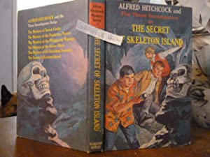 Alfred Hitchcock and the Three Investigators: The Secret of Skeleton Island