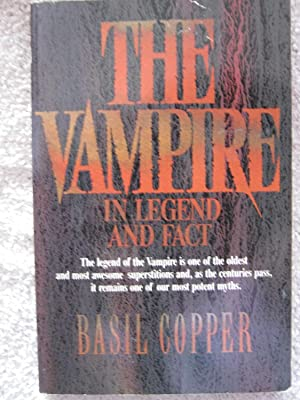 The Vampire in Legend, Art and Fact