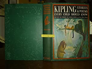Kipling Stories & Poems Every Child Should Know