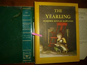 The Yearling (Scribner's Illustrated Classics)