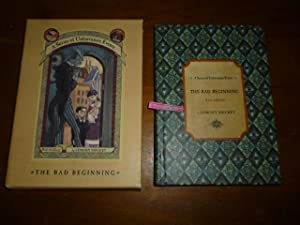The Bad Beginning: Rare Edition (A Series of Unfortunate Events, Book 1)