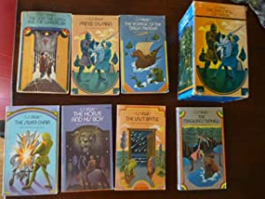 The Chronicles of Narnia (7-volume Boxed Set)