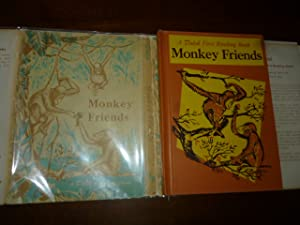 Monkee Friends (A Dolch First Reading Book)