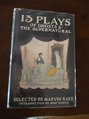 13 Plays of Ghosts and the Supernatural