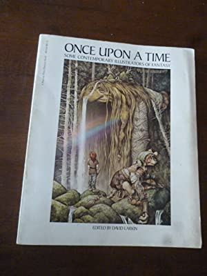 Once Upon a Time: Some Contemporary Illustrators: Larkin, David (Ed)