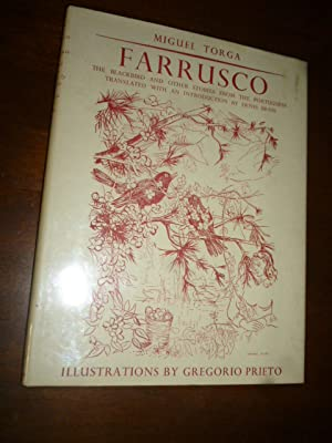 Farrusco: The Blackbird and Other Stories from the Portuguese