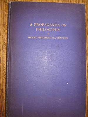 A Propaganda of Philosophy: History of the American Institute of Christian Philosophy, 1881-1914