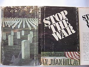 Stop the War: James, Allen (Ed)