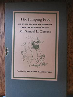 The Jumping Frog and Other Stories and: Clemens, Samuel (Twain,