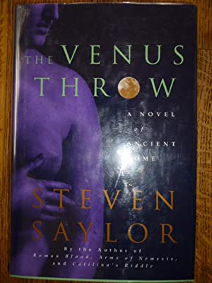 The Venus Throw: A Novel of Ancient Rome