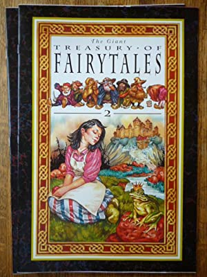 The Giant Treasury of Fairy Tales: Anytime Books