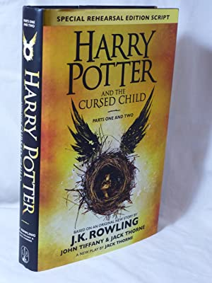Harry Potter and the Cursed Child, parts one and two. [Based on the original new story by J.J. Ro...