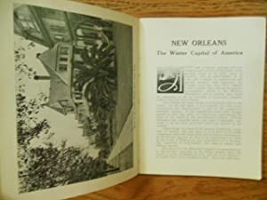 Winter In New Orleans Season 1912-1913: No author Stated