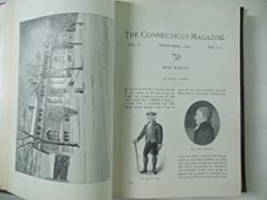 The Connecticut Magazine An Illustrated Bi-Monthly January to December 1900 Vol. VI