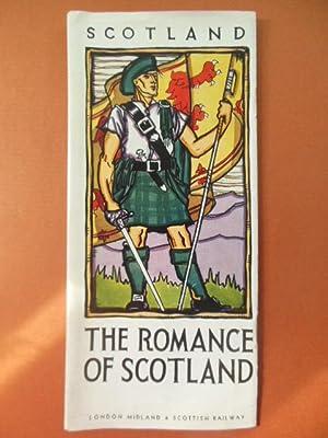 The Romance of Scotland (Vintage Travel Brochure)