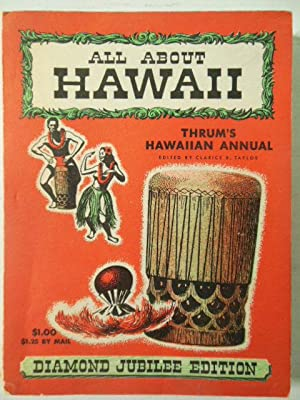 All About Hawaii; Thrum's Hawaiian Annual 1950