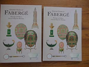 Golden Years of Faberge; Drawings and Objects: Tillander-Godenhielm, Ulla Et.al