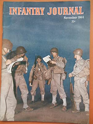 Infantry Journal Magazine November, 1944