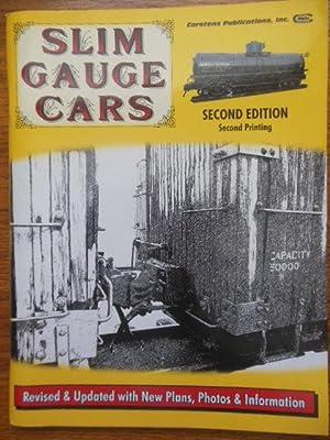 Slim Gauge Cars (Revised and Updated): Lane, Chris