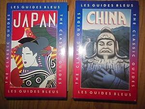 Les Guides Bleus China; Les Guides Bleus Japan (Two books): Boulanger, Robert; Modot, Jean