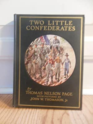 Two Little Confederates: Page, Thiomas Nelson