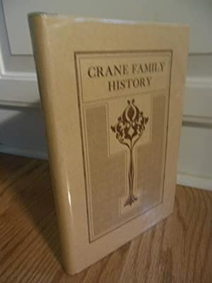 The Crane Family History: Crane, Sarah Schenk